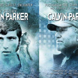 Couvertures des deux livres de Calvin Parker en anglais (parus respectivement en 2018 et 2019)