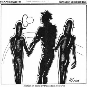 Illustration APRO Bulletin Novembre-Décembre 1973