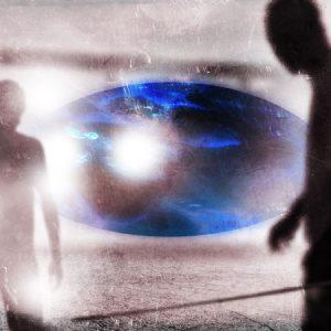 Impression d'artiste The UFO Landing