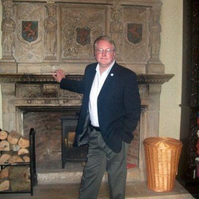 Me in Hazelwood castle